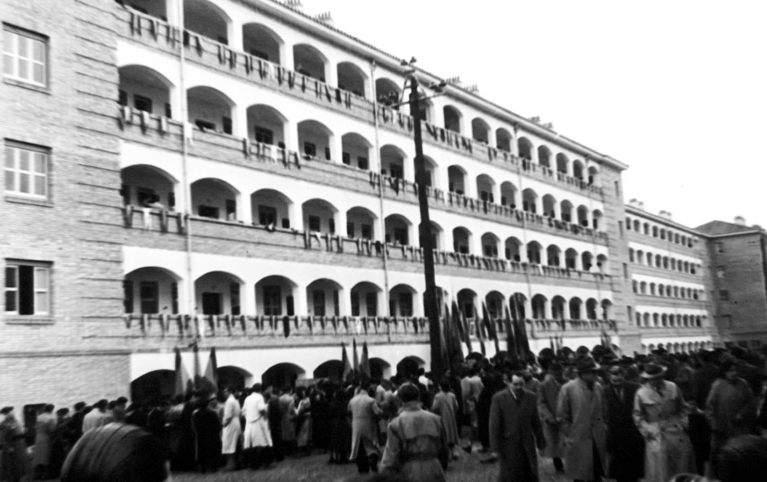 Colonia san crist bal emt 1948 1949 urban idade - Anos luz castellana ...