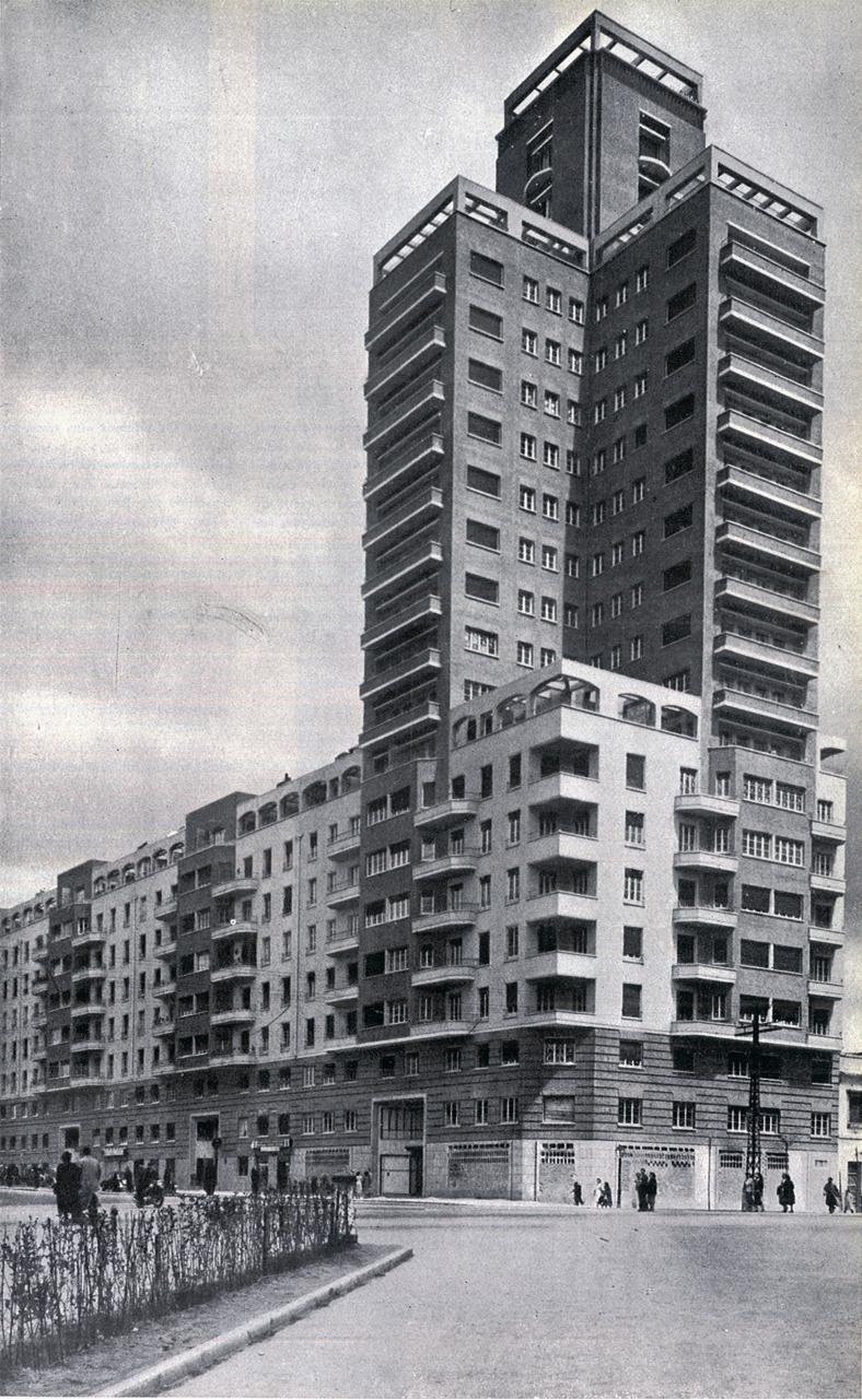 Fotos antiguas de la ciudad de los angeles madrid 68