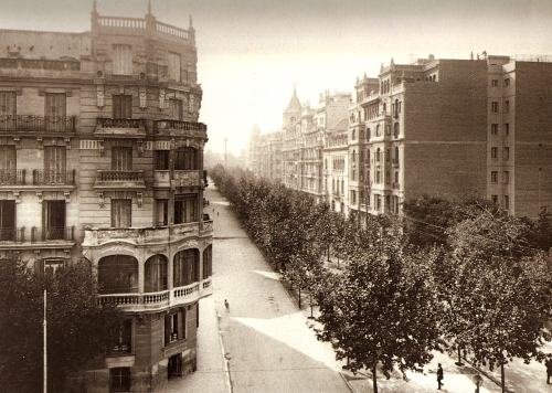 fotos antiguas de madrid i urban idade