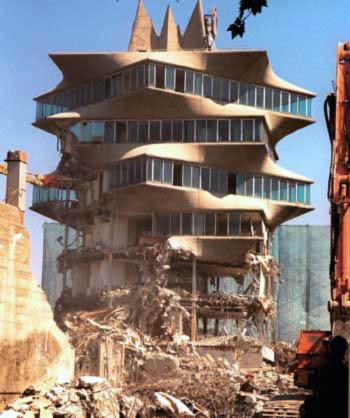 Miguel Fisac Arquitecturas Perdidas V La Pagoda Urban Idade