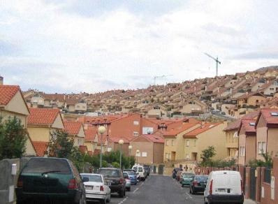 Urbanizacion desmesurada monte abantos