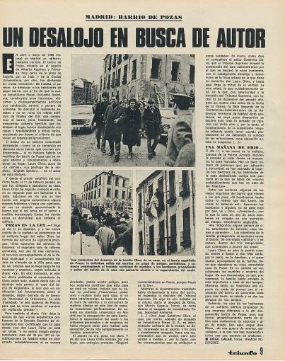 POZAS DESALOJO OLMO-REVISTA TRINFO-19-02-1972