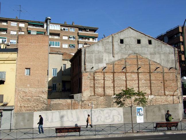 Derrumbe en tetu n madrid urban idade - Calle viana valencia ...