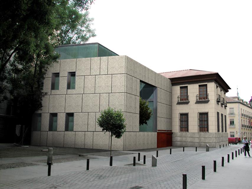 Biblioteca pública Iván de Vargas, 2006 (Madrid)
