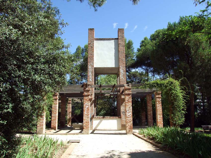 Parque quinta de los molinos urban idade for Piso quinta de los molinos