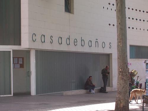 Casas municipales de ba os urban idade - Banos en madrid ...