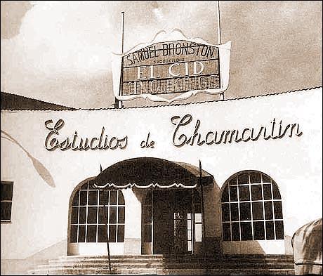 Estudios de Chamartín