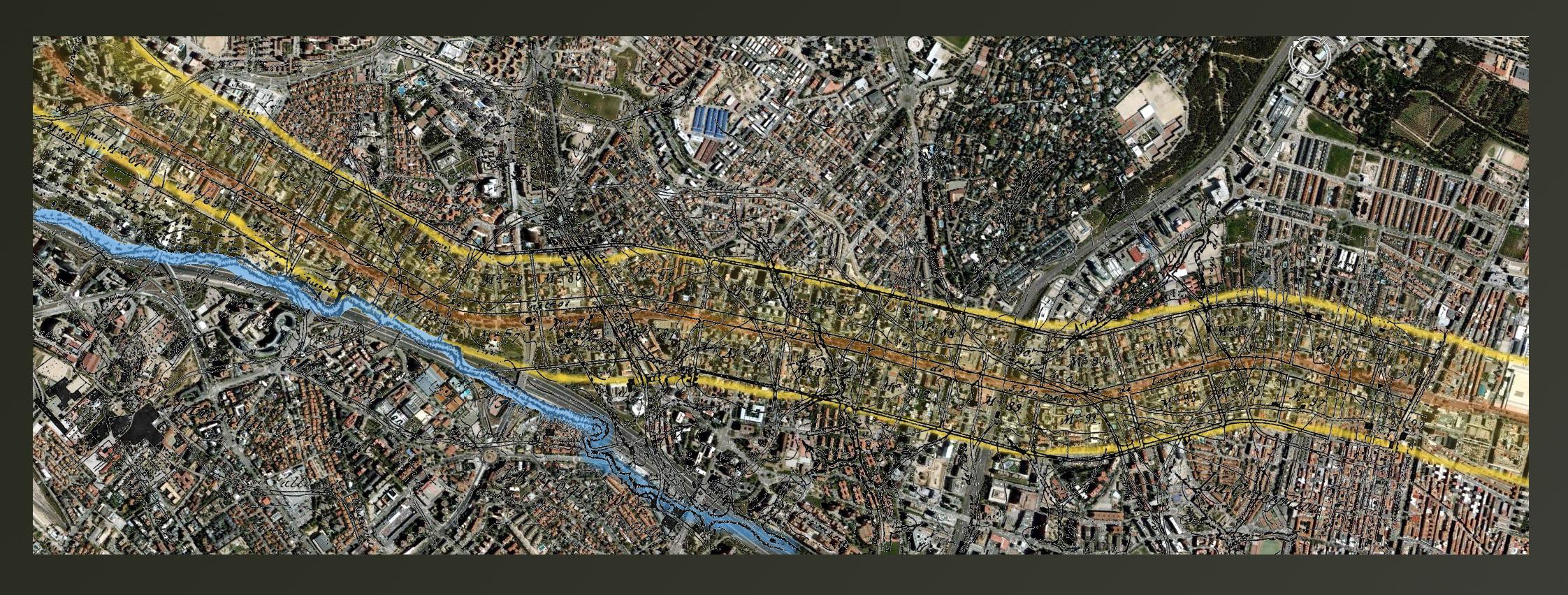 Ciudad Lineal de Arturo Soria  Urban Idade