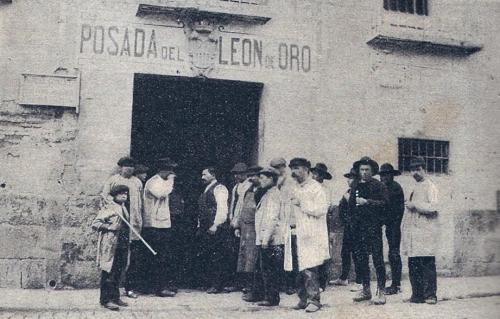 POSADA EL LEON DE ORO 1897