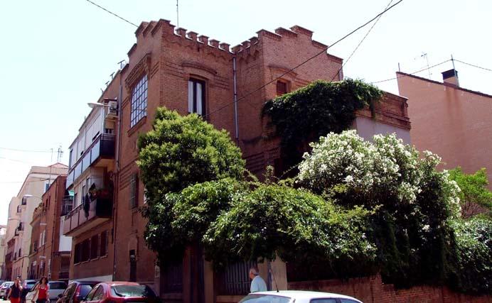 Barrio de tetu n la casa del pintor - La casa del pintor gandia ...