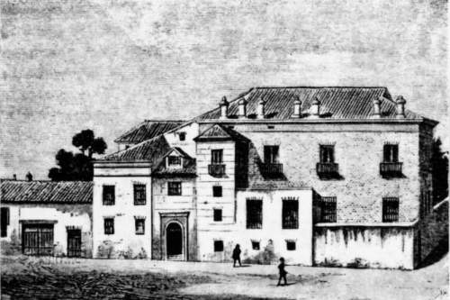 Casa de las siete chimeneas madrid urban idade - Fotos de casas antiguas ...