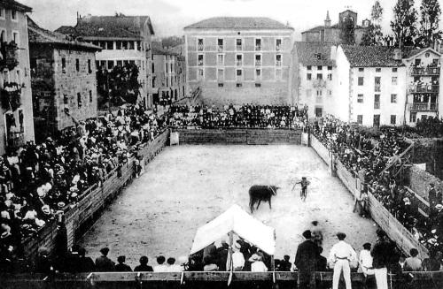 ZARAUTZ CORRIDA_AGOSTO 1912
