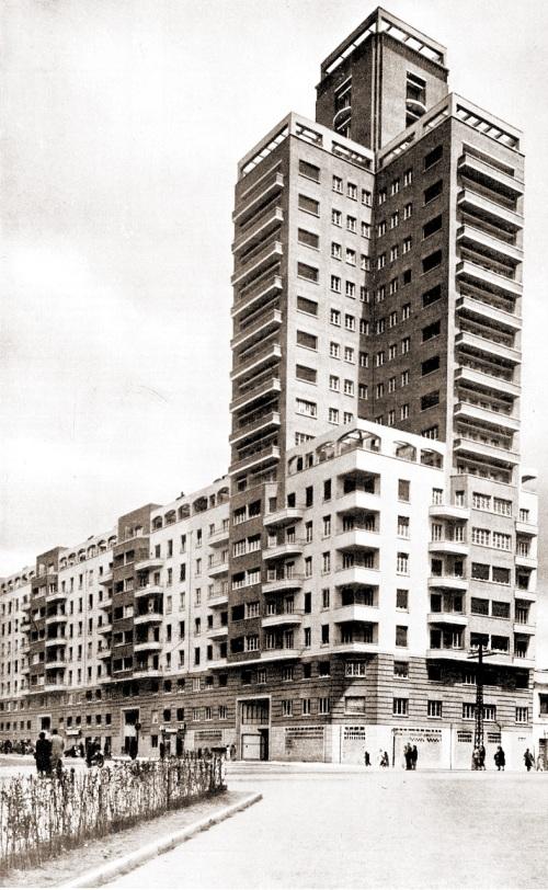 Avenida de America_BANCAYA_1957