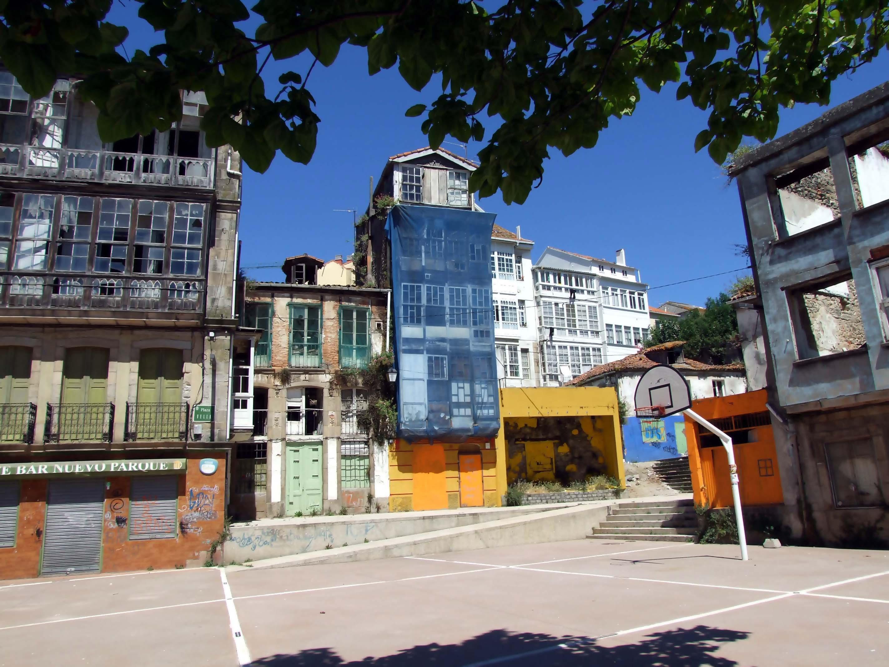 Regeneraci n urbana de ferrol galicia urban idade - Arquitectos ferrol ...