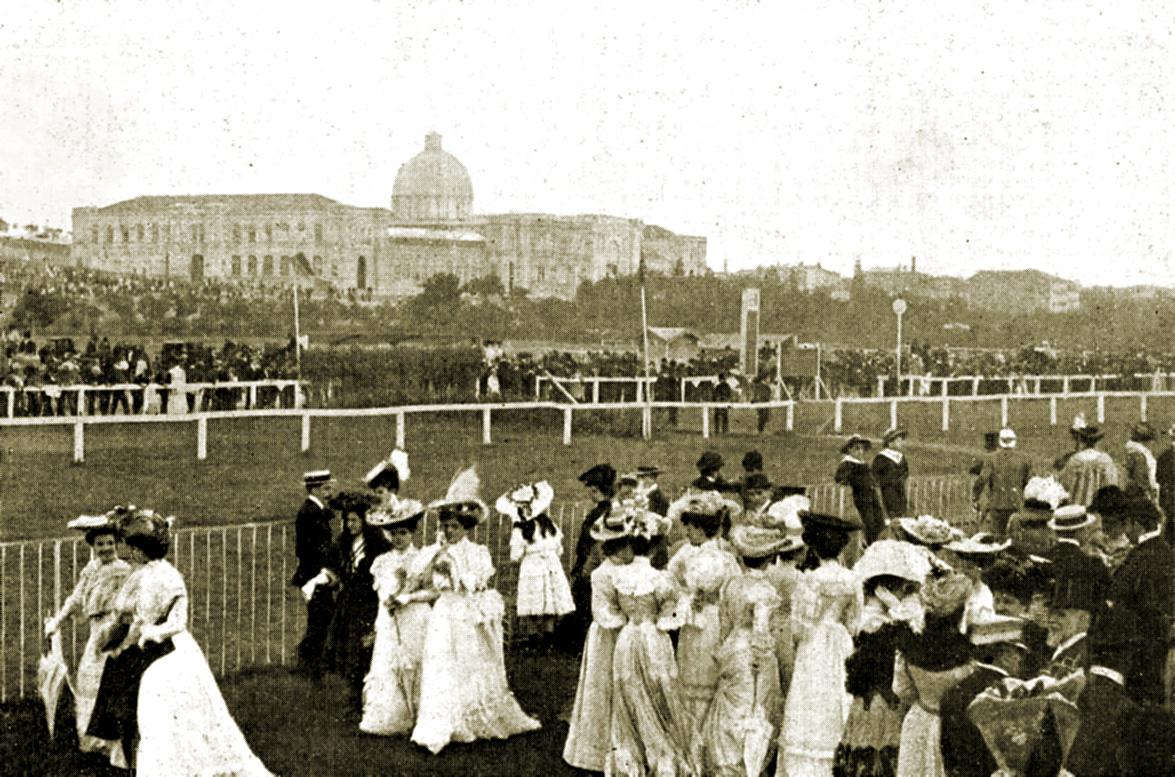 Hipódromo Castellana-1905
