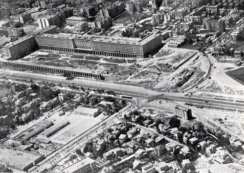 Nuevos Ministerios_1950