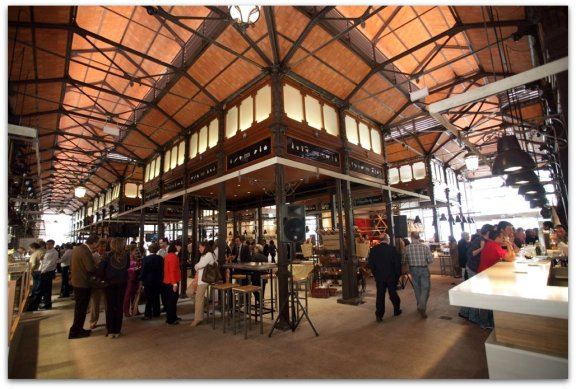 mercado san miguel 2009 Top 10 Things to Do in Madrid on a Backpacker's Budget