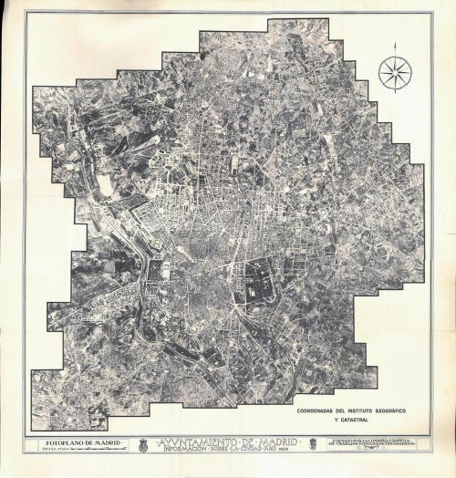 Plano Madrid_1929