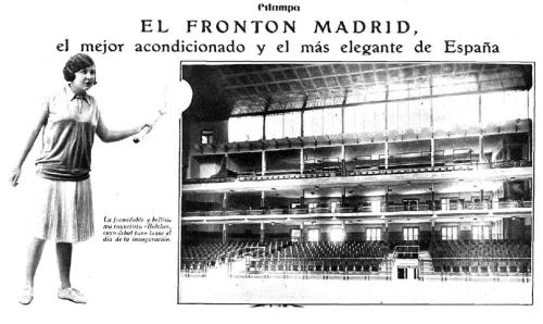 """Articulo de la revista """"Estampa"""" publicado en  junio de 1929."""
