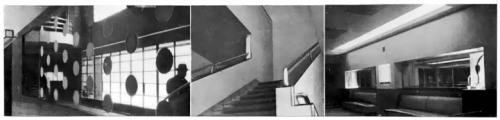 Teatro-Cine Figaro_Entrada- escalera y vestibulo