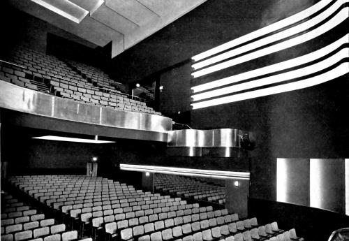 Teatro Fígaro-Madrid Cine_Patio de butacas