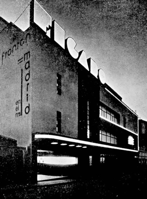 Teatro Figaro_Fachada 1933