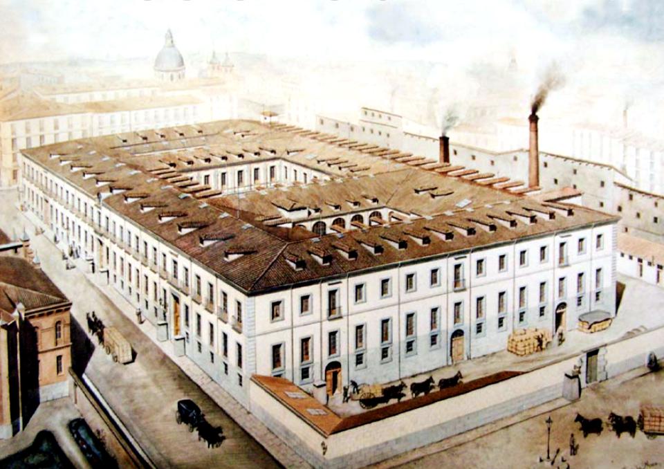 Fabrica de tabacos_Embajadores