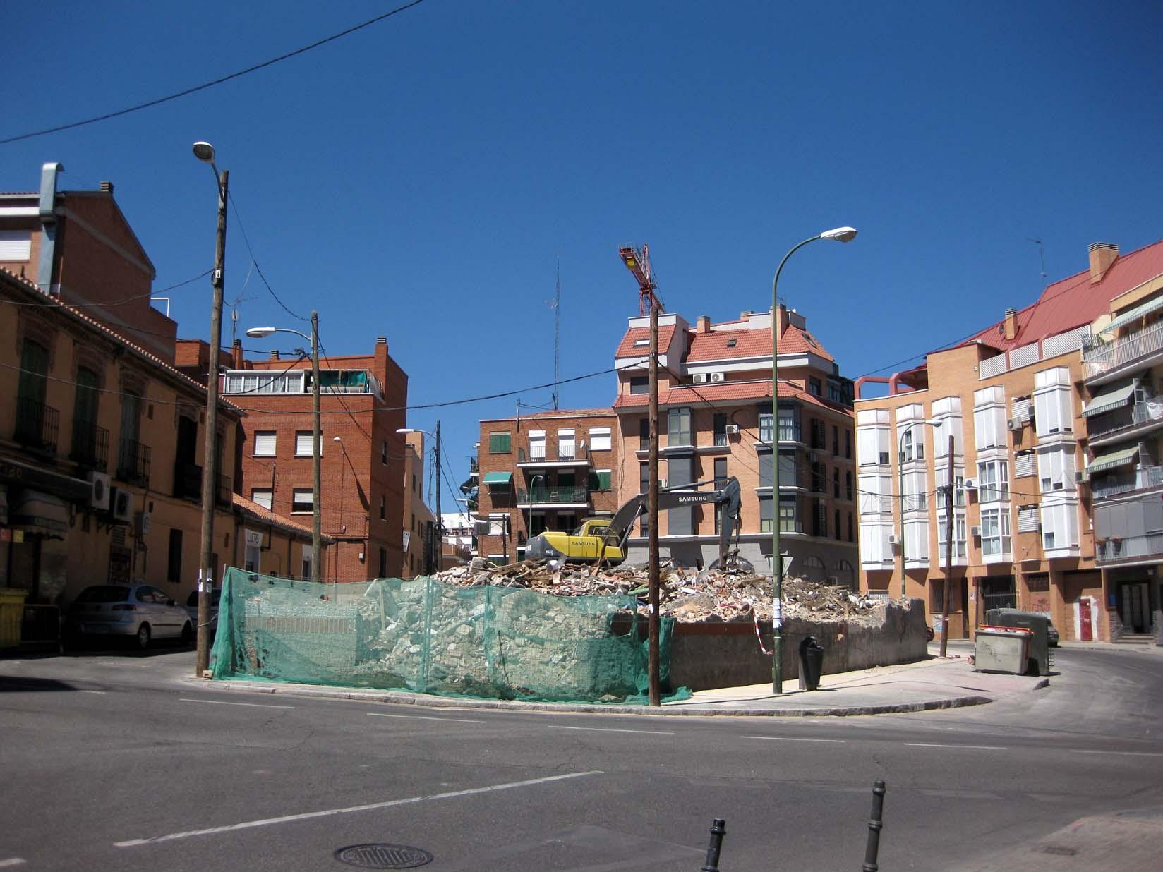 distrito madrid: