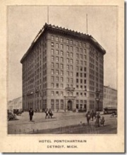 Hotel Pontchartrain_1909