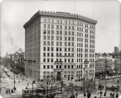 Pontch Hotel 1907