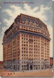 Pontch Hotel 1910
