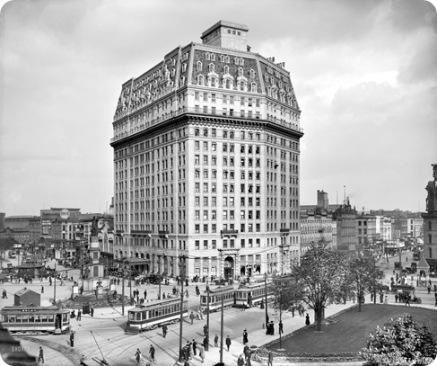 Pontch Hotel 1916