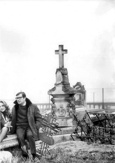 Cementerio Chamartín de la Rosa 1971