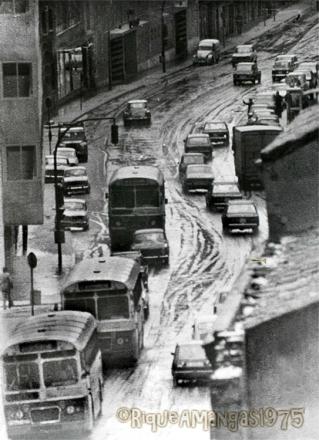 Calle Lopez Hoyos 1975