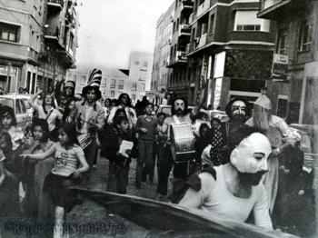 Calle Suero Quiñones1976