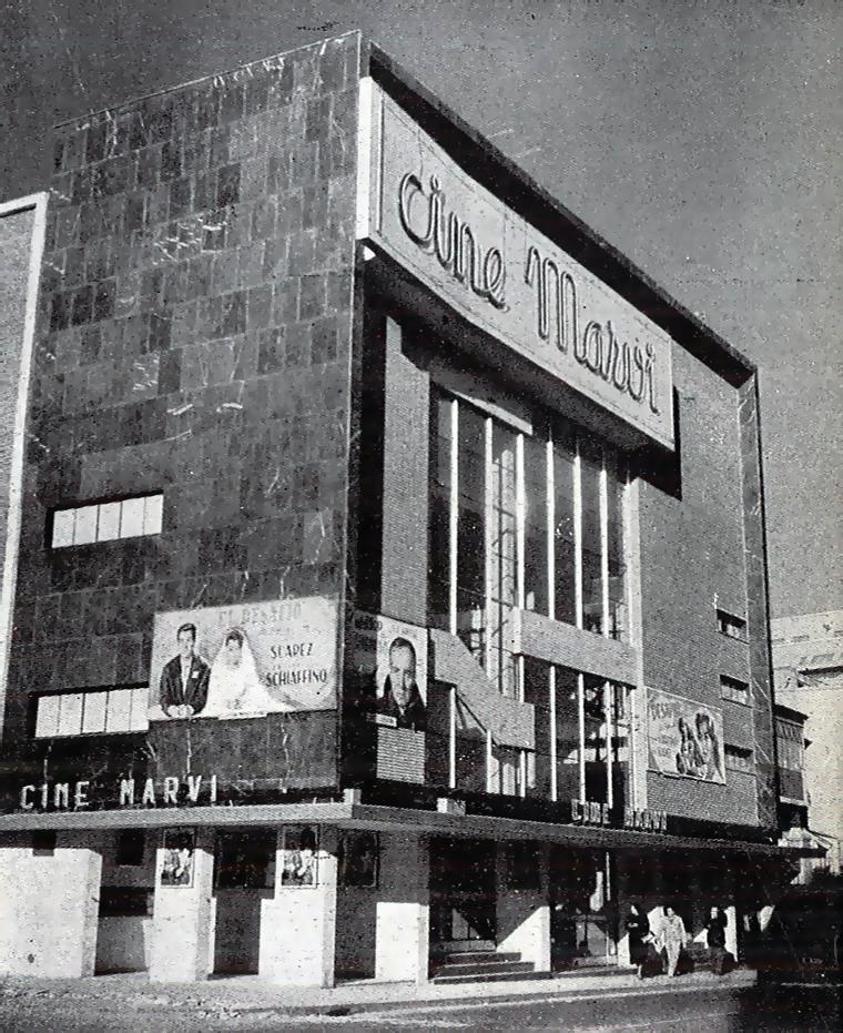 Resultado de imagen de cines de barrio en madrid