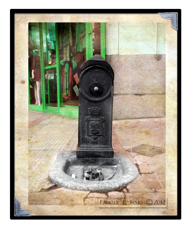 Fuente pública de 1876 (Madrid) | Urban Idade