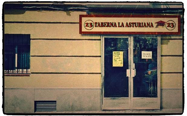 La Asturiana recreación 2018