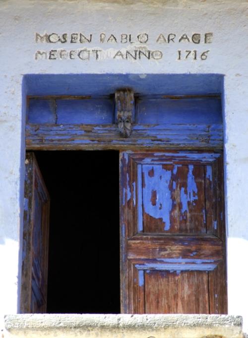 Casa del cura en el barrio de la Estrella. (Foto: Enrique F. Rojo, 2012)