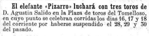 Anuncio Pizarro
