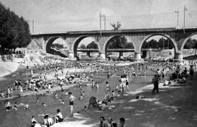 El Manzanares 1946_Urech_small