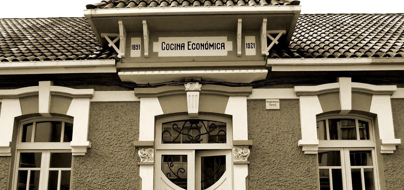 Cocina econ mica de ferrol la coru a galicia urban for Cocina economica