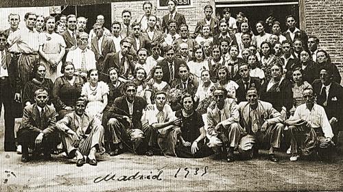 Socios Hogar Recreativo Cultural 1939-02