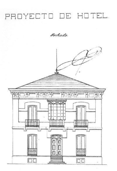 Proyecto Hotel Aranguren 1893_001