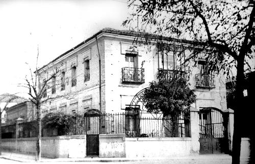 Residencia escritores y artistas_1943_Aranguren