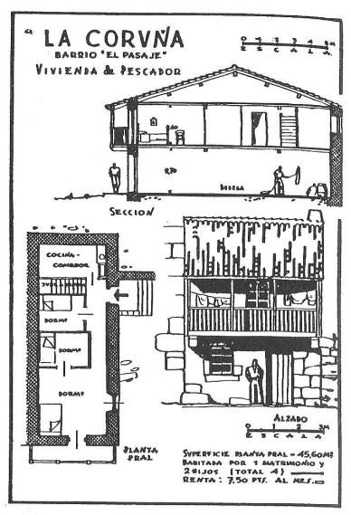 Casa de Pescador Dir- Gral- Arq- 1942-2