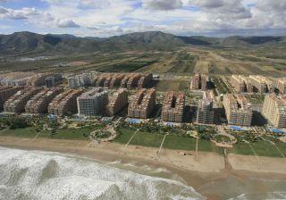 Imagen aérea de Marina d' Or en Oropesa de Mar