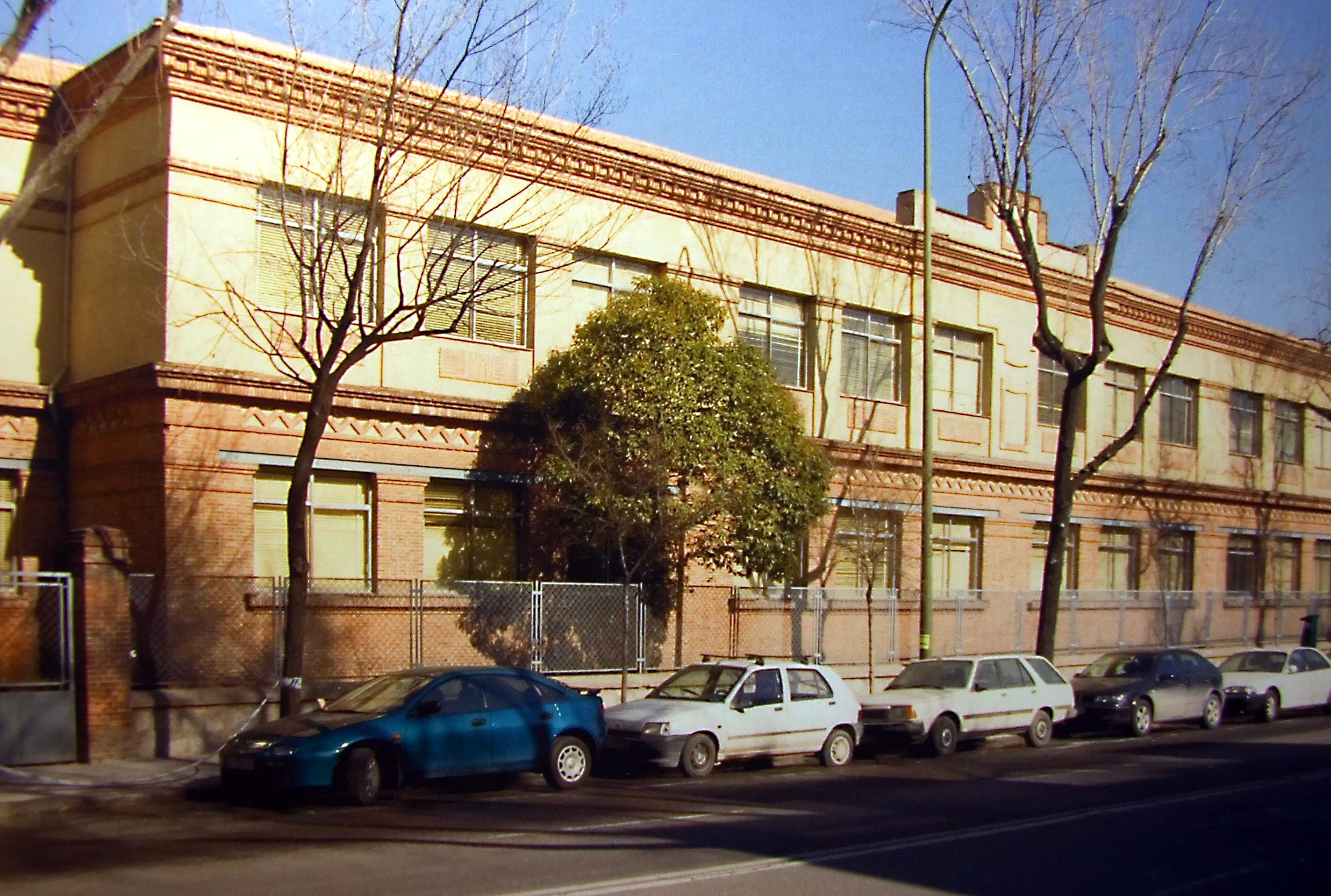 Mateo Inurria Escuela gratuita