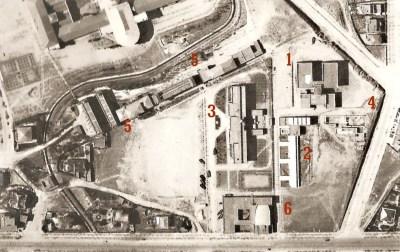 Instituto Escuela_Residencia_Rockefeller_Vista aérea 1933