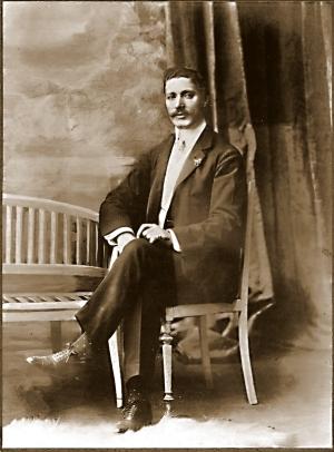 Manuel Mendez de Andes
